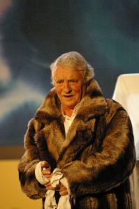 vv Sejer Andersen i rollen som Vitus Bering
